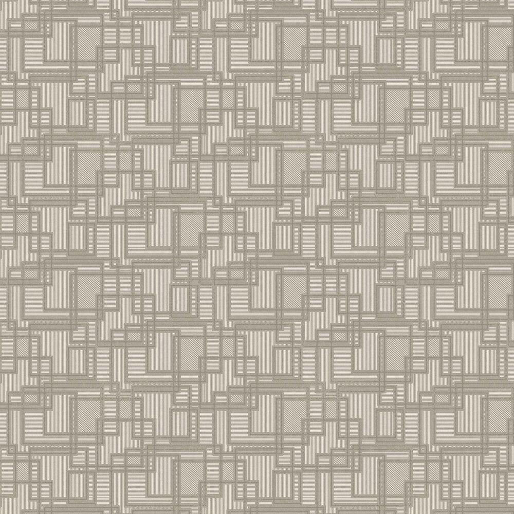 Circuit Wallpaper - Concrete - by Coordonne
