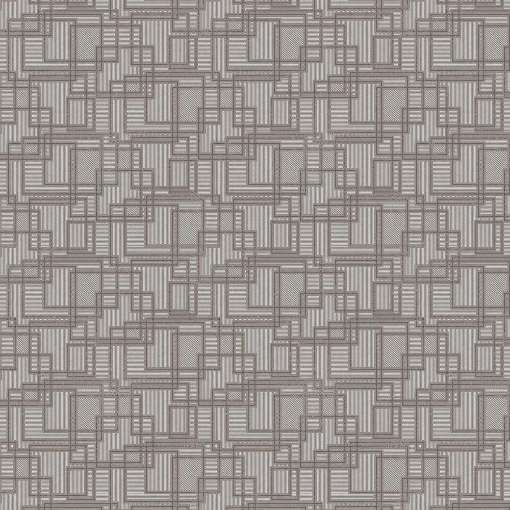Circuit Wallpaper - Inox - by Coordonne