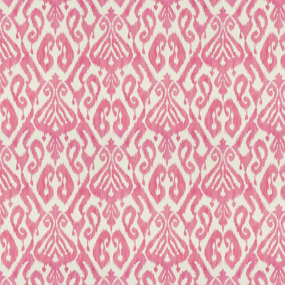 Sanderson Kasuri Pondicherry Wallpaper - Product code: 216780