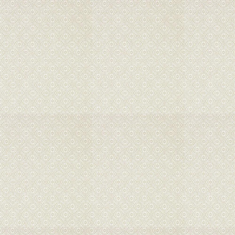 Pinjara Trellis Wallpaper - Linen - by Sanderson
