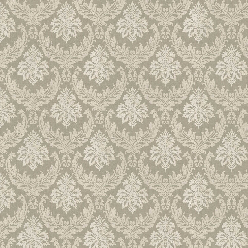 Elite Wallpapers Richmond Damask Earth Wallpaper - Product code: 085456