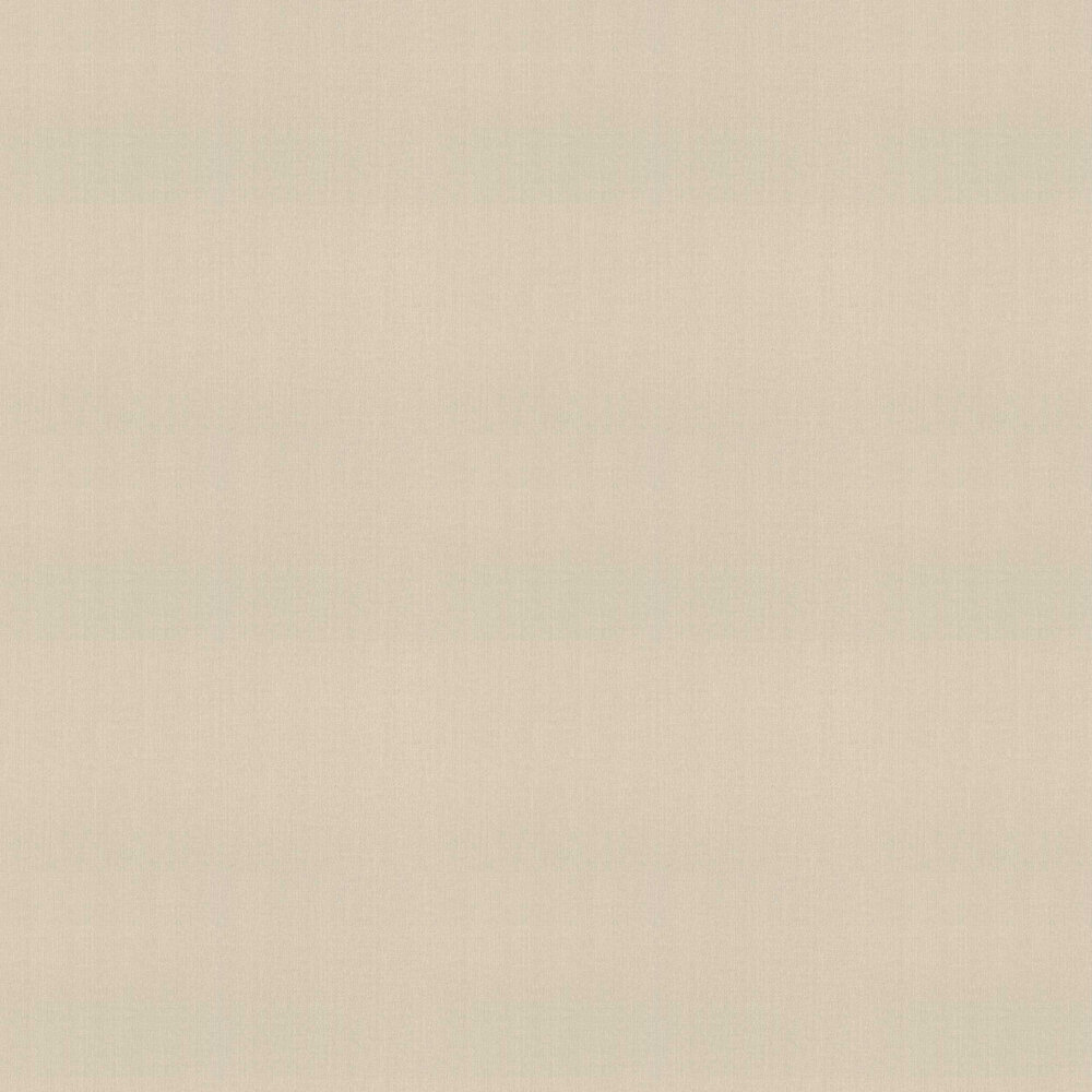 Kensington Plain Wallpaper - Beige - by Elite Wallpapers
