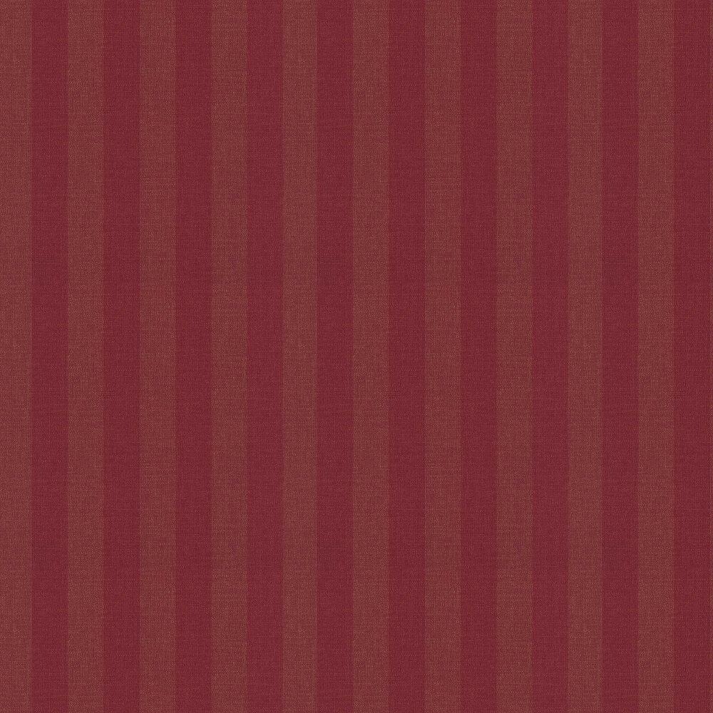 Da Capo Stripe Wallpaper - Maroon - by Elite Wallpapers