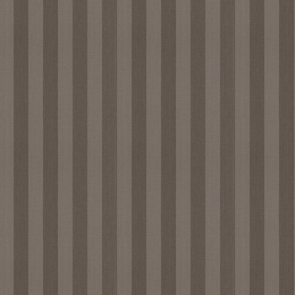 Elite Wallpapers Da Capo Stripe Chocolate Wallpaper - Product code: 085685