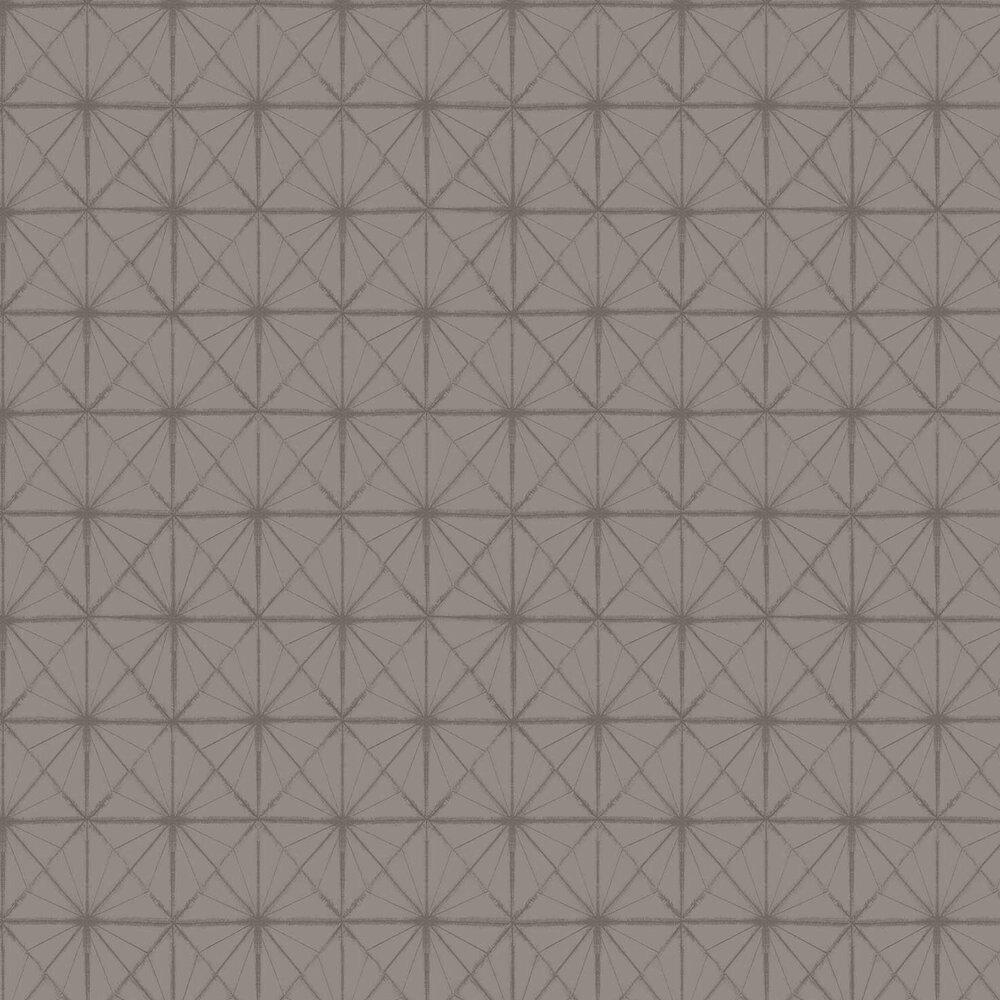 Asami Wallpaper - Brown - by Fardis