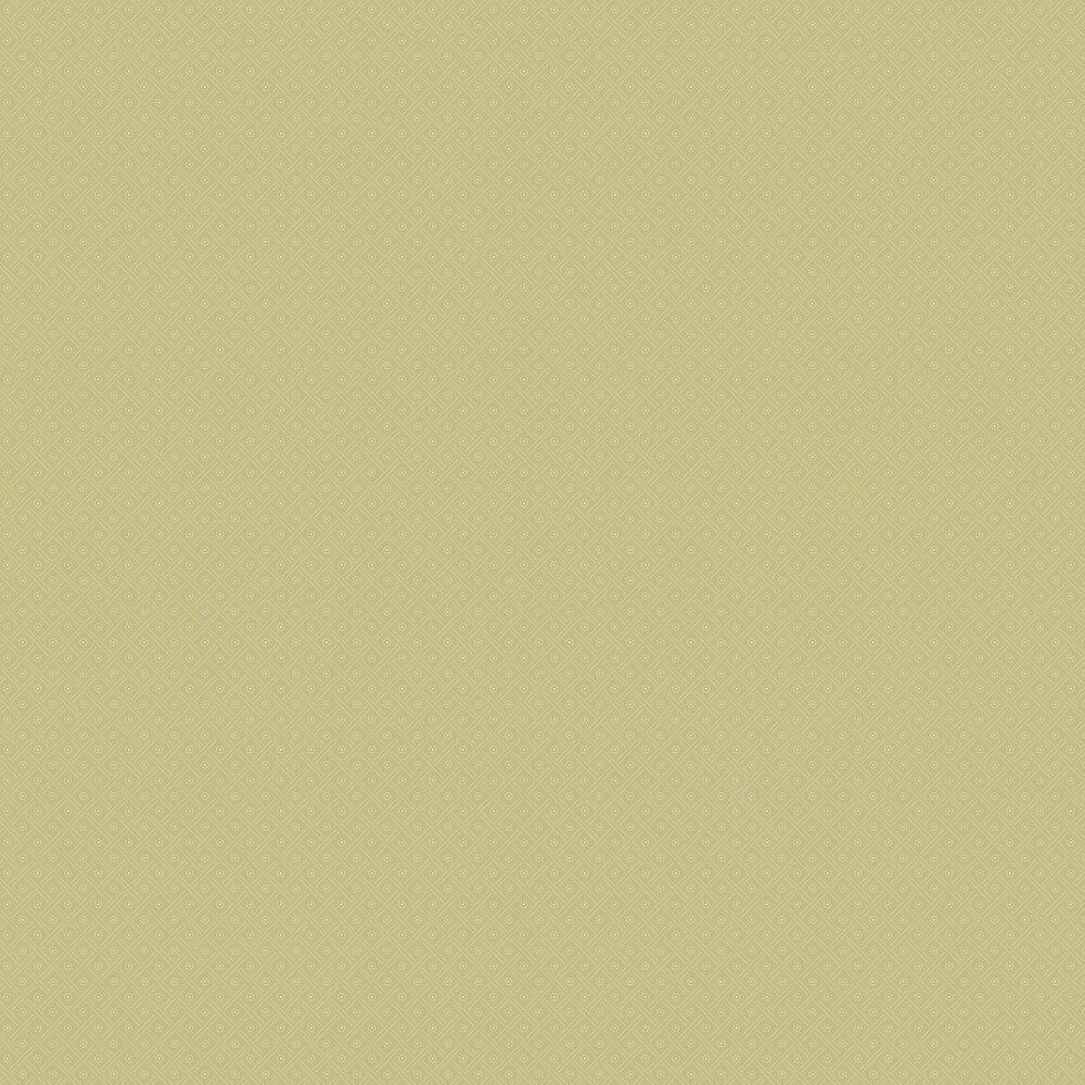 Bloomsbury Dot Wallpaper - Butterscotch - by Hamilton Weston Wallpapers