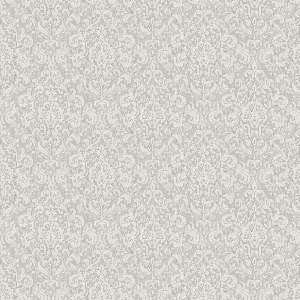 Bali Wallpaper - Grey - by Fardis