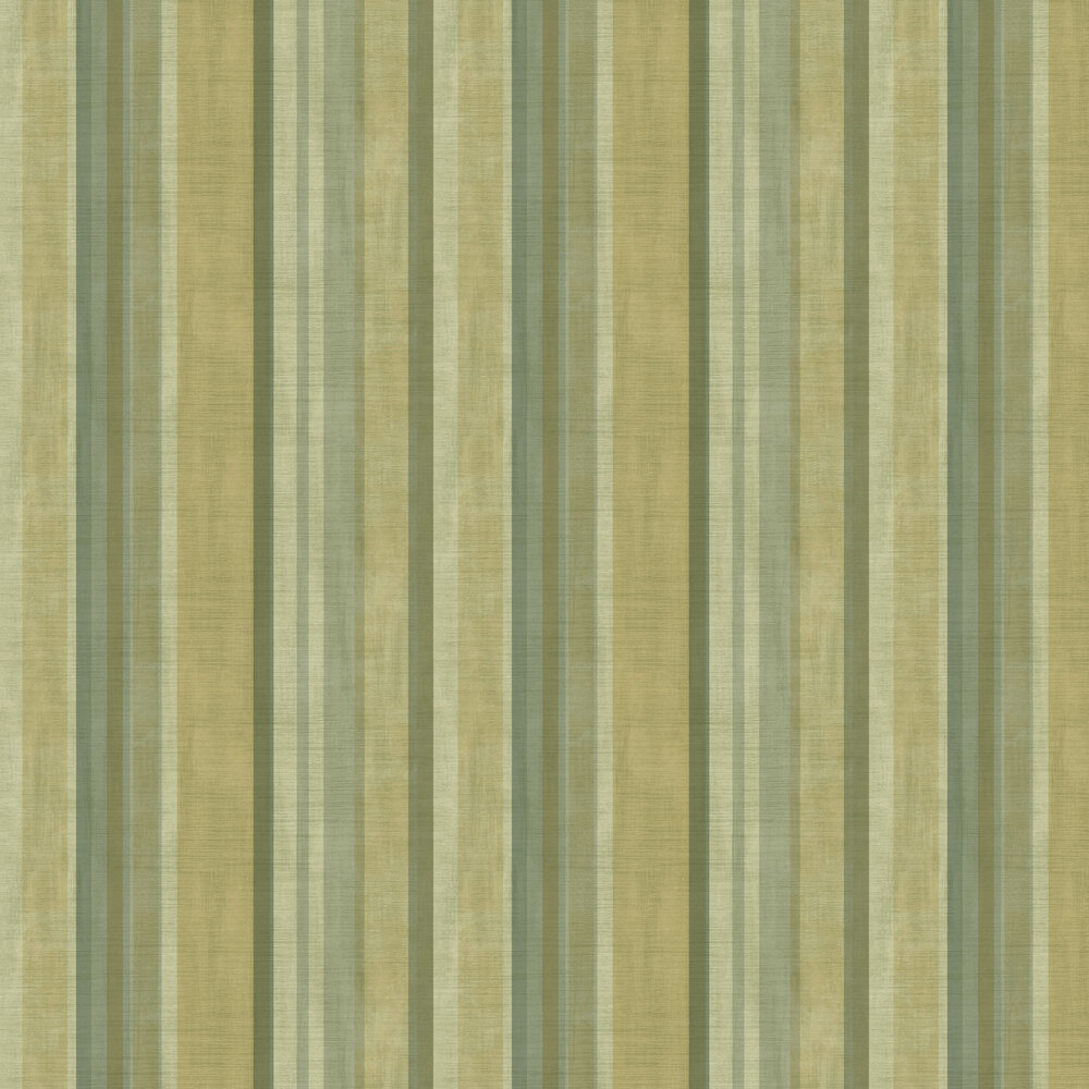 Fascia Netto Wallpaper - Green - by Galerie