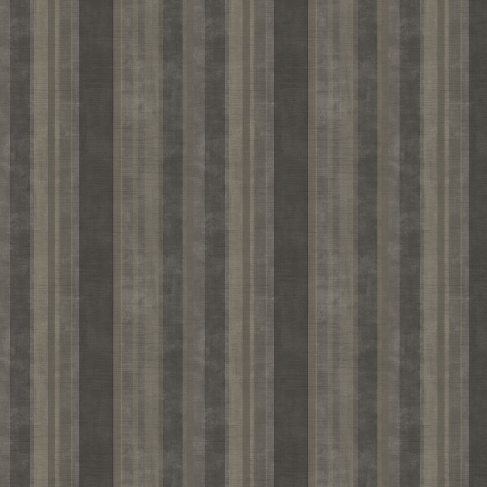 Fascia Netto Wallpaper - Black - by Galerie