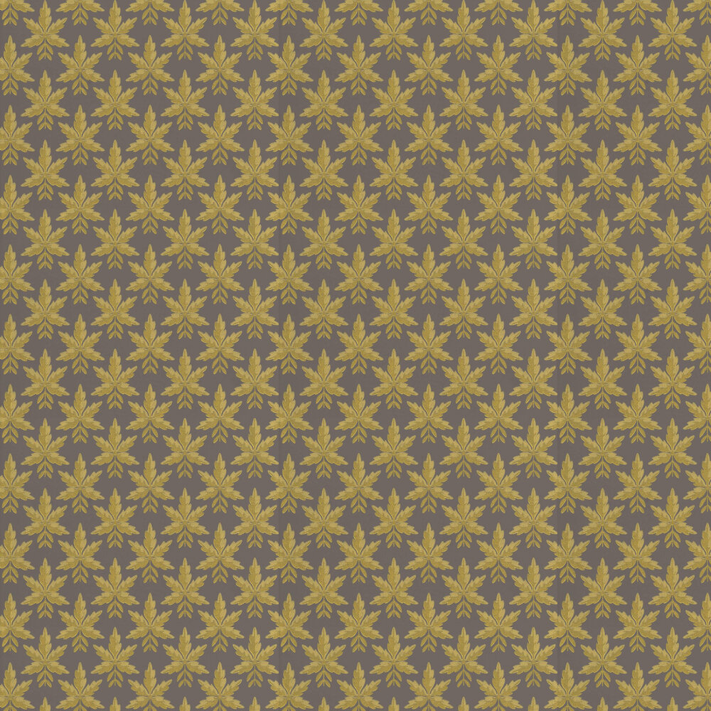 Little Greene Clutterbuck Corinthian Gold Wallpaper - Product code: 0245CLCORIN