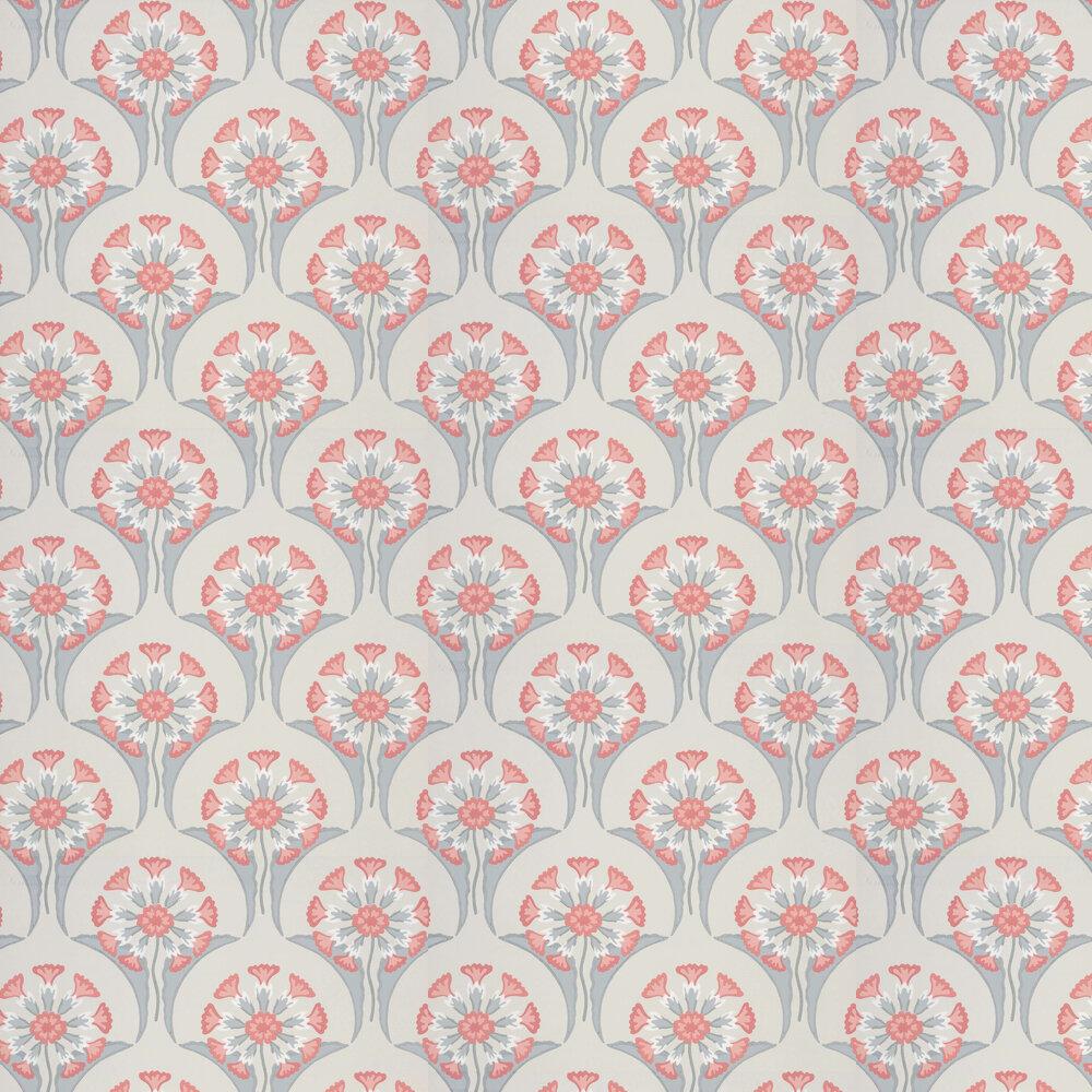 Little Greene Hencroft Bone China Wallpaper - Product code: 0245HEBONEC