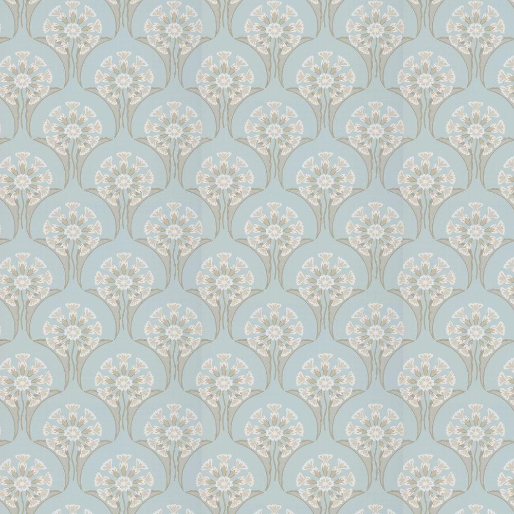 Little Greene Hencroft Celestial Wallpaper - Product code: 0245HECELES