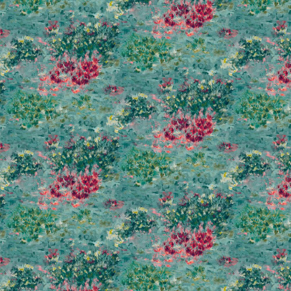 Clarke & Clarke Fiore Mineral Wallpaper - Product code: W0126/02