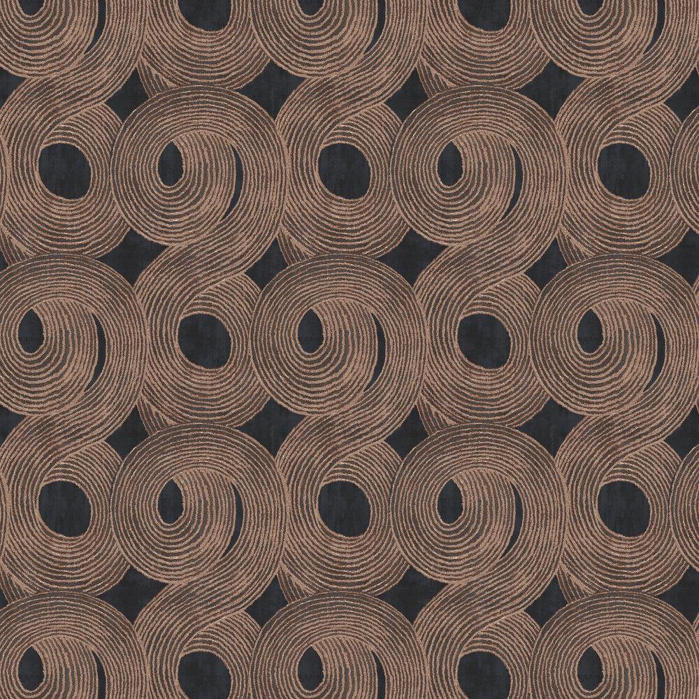 Khrôma by Masureel Ohin Slate Wallpaper - Product code: TRI201