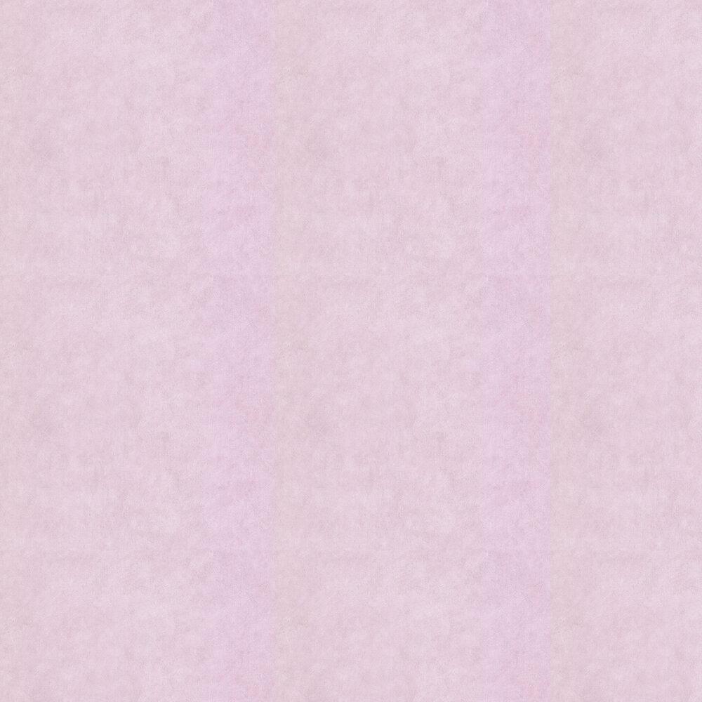 Florence Plain Wallpaper - Pink - by SK Filson