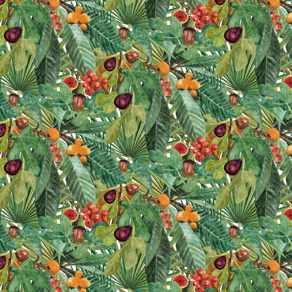 Neo-Vegetable Wallpaper - Summer - by Coordonne