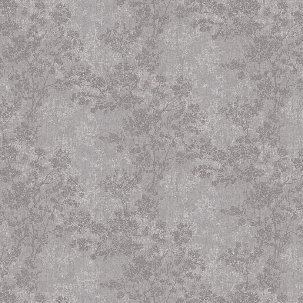 Branches Wallpaper - Grey - by New Walls