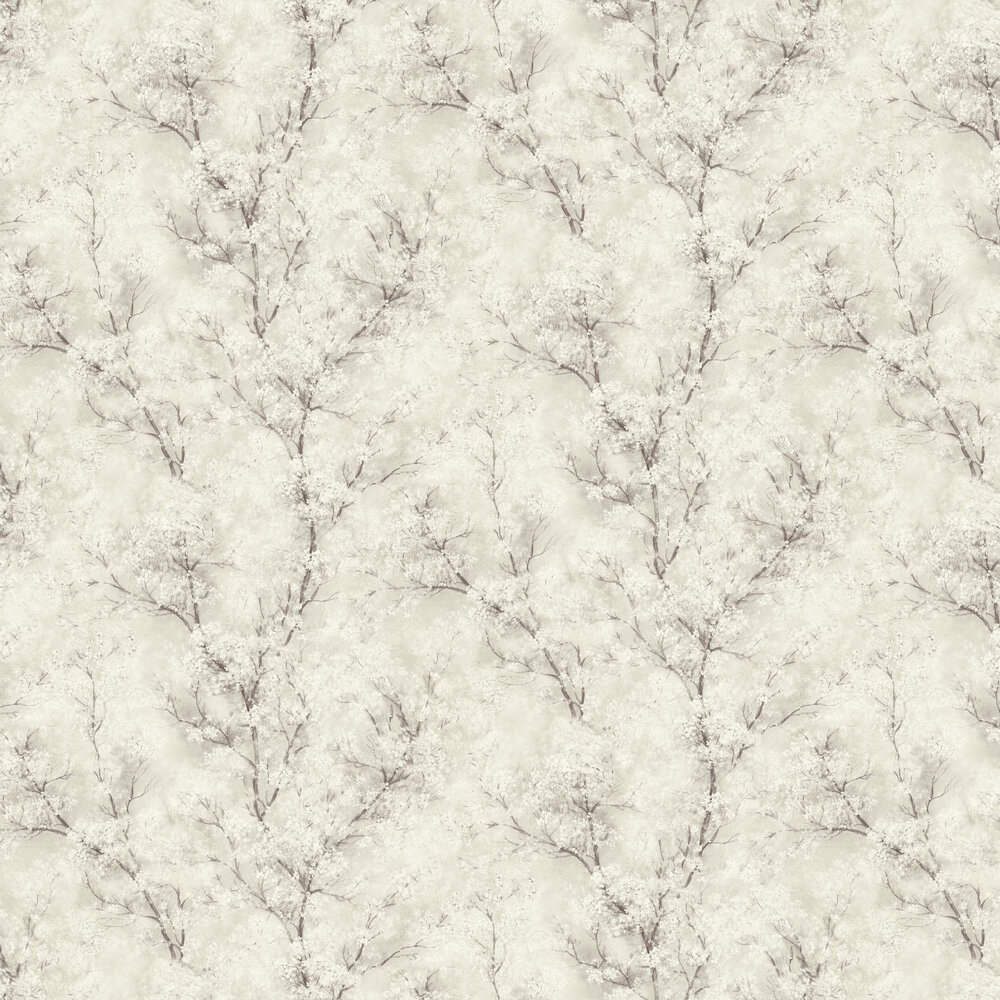 Treescape Wallpaper - Ivory - by New Walls