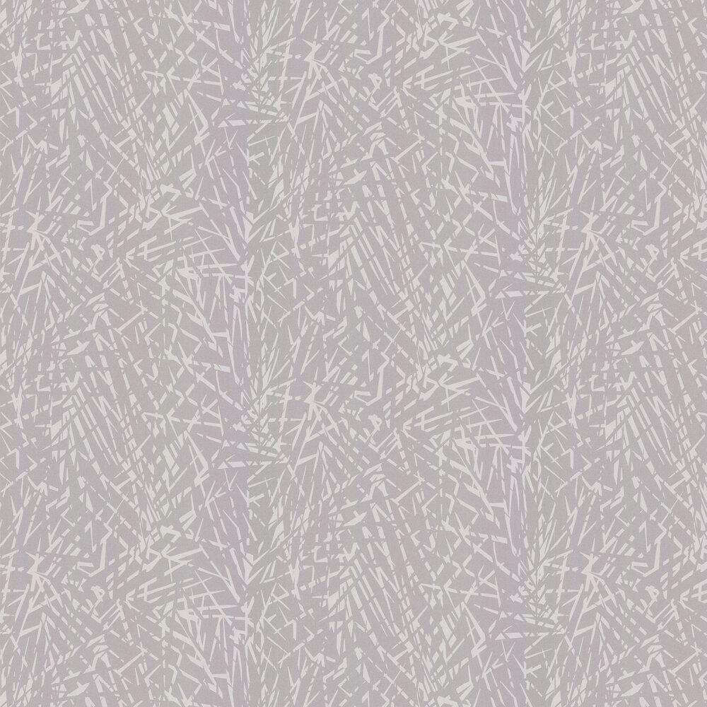 Lorenza Wallpaper - Platinum - by Harlequin