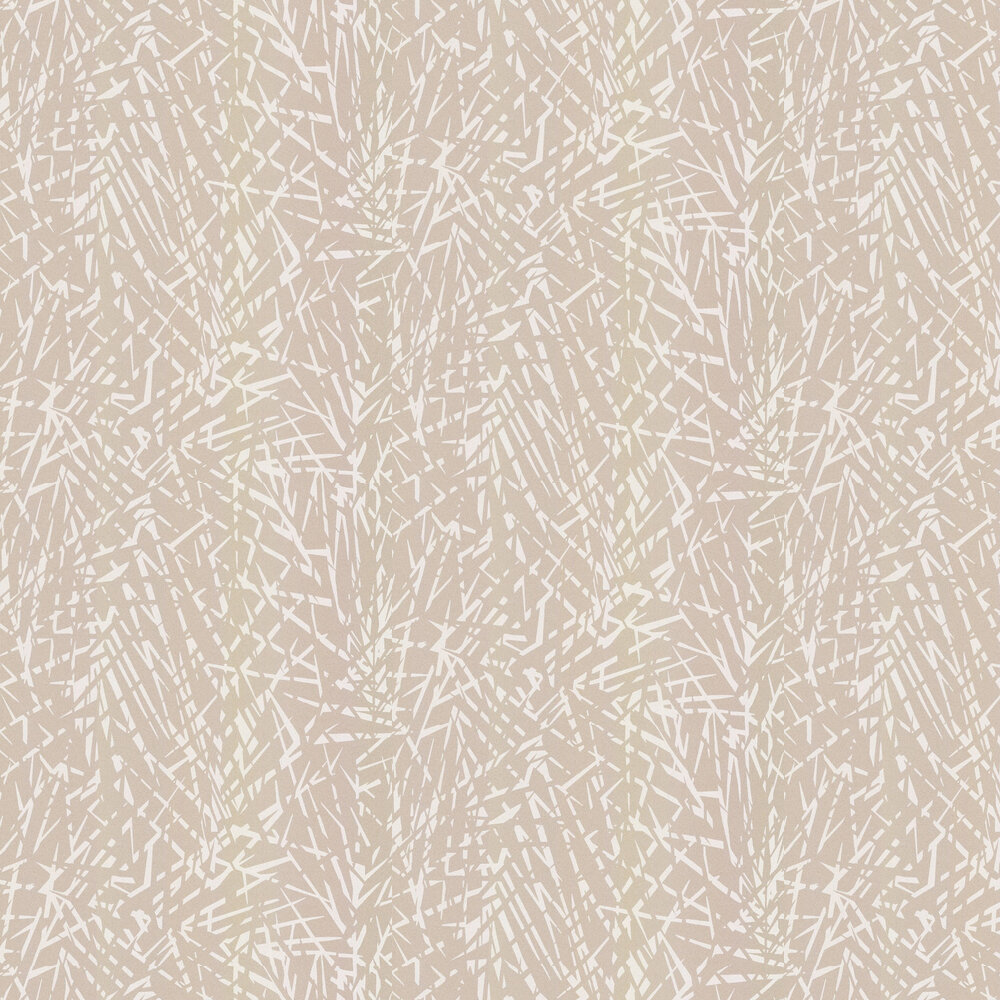 Lorenza Wallpaper - Oyster - by Harlequin