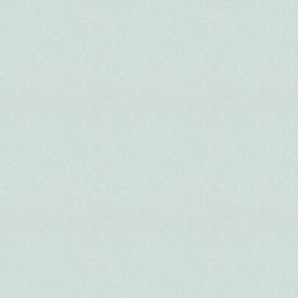 Woven Plain Wallpaper - Mint - by New Walls