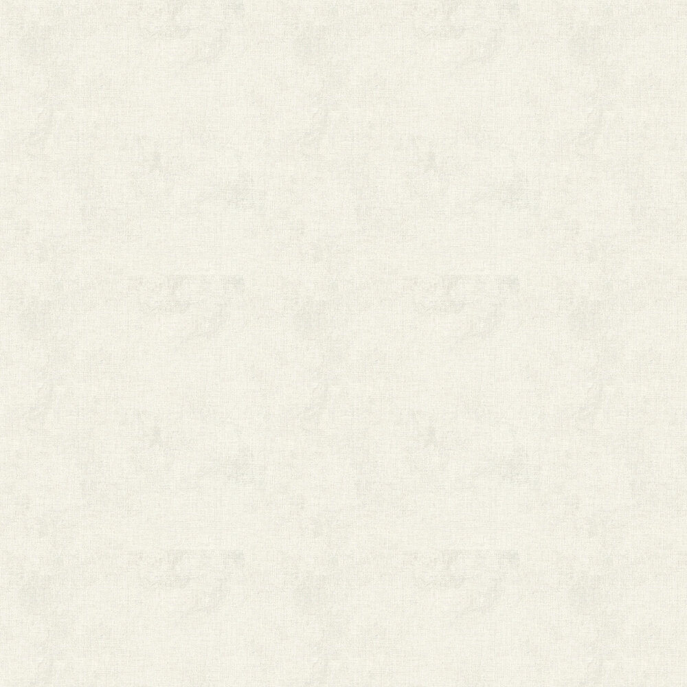 Woven Plain Wallpaper - Ivory - by New Walls