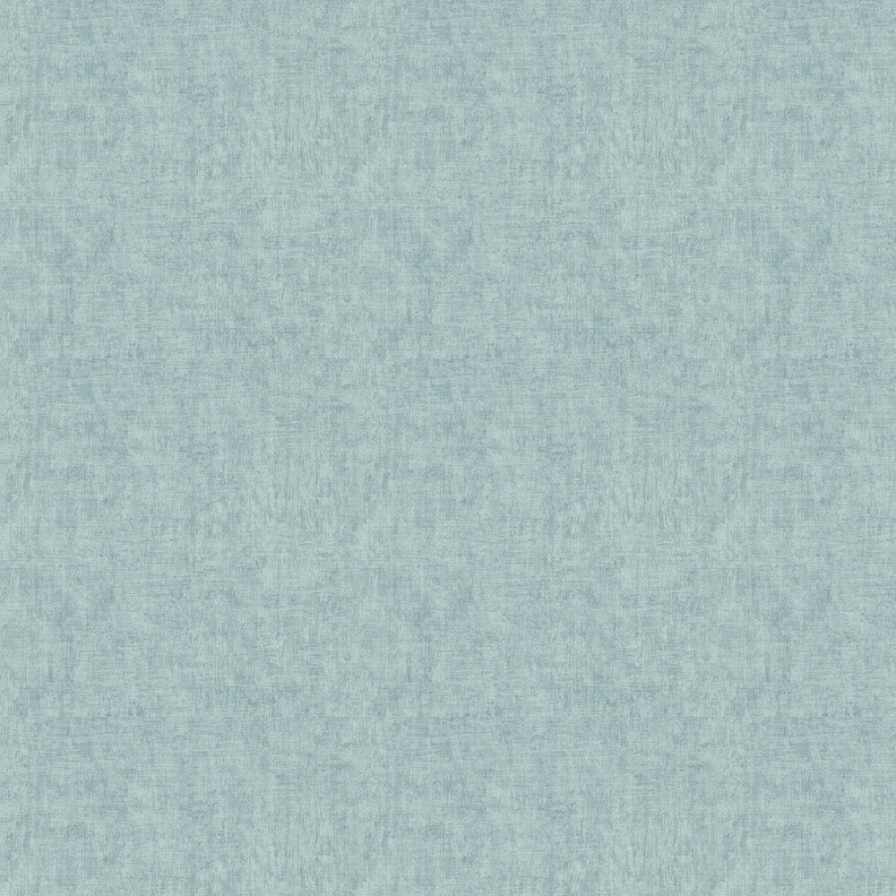 Concrete Plain Wallpaper - Teal - by New Walls