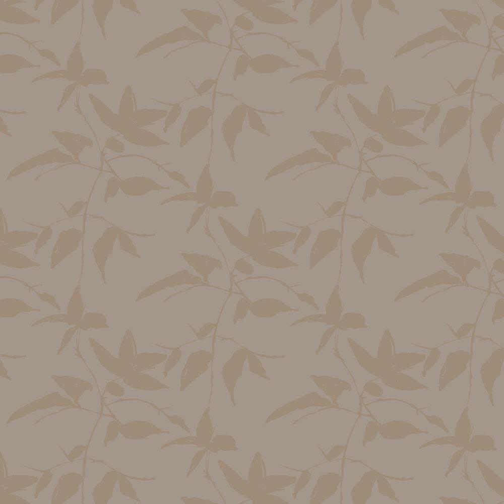 Aware Wallpaper - Copper - by Coordonne