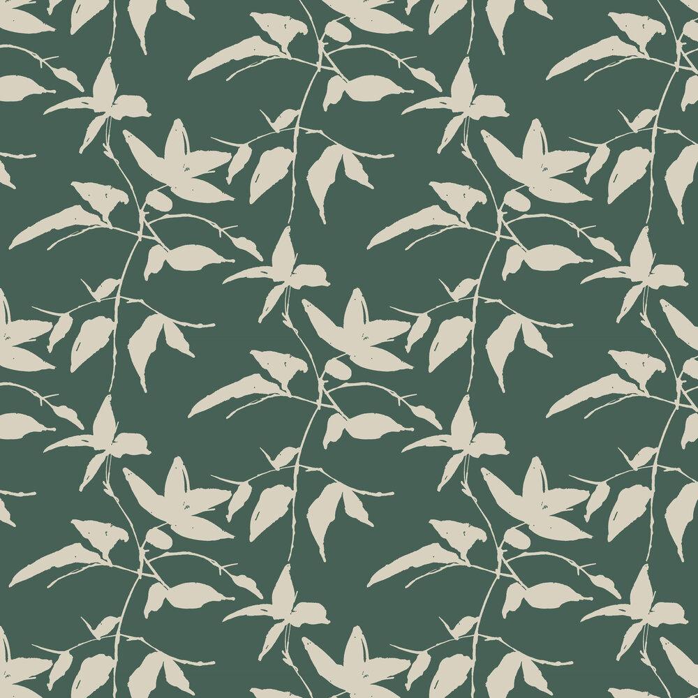 Coordonne Aware Green Wallpaper - Product code: 8706513