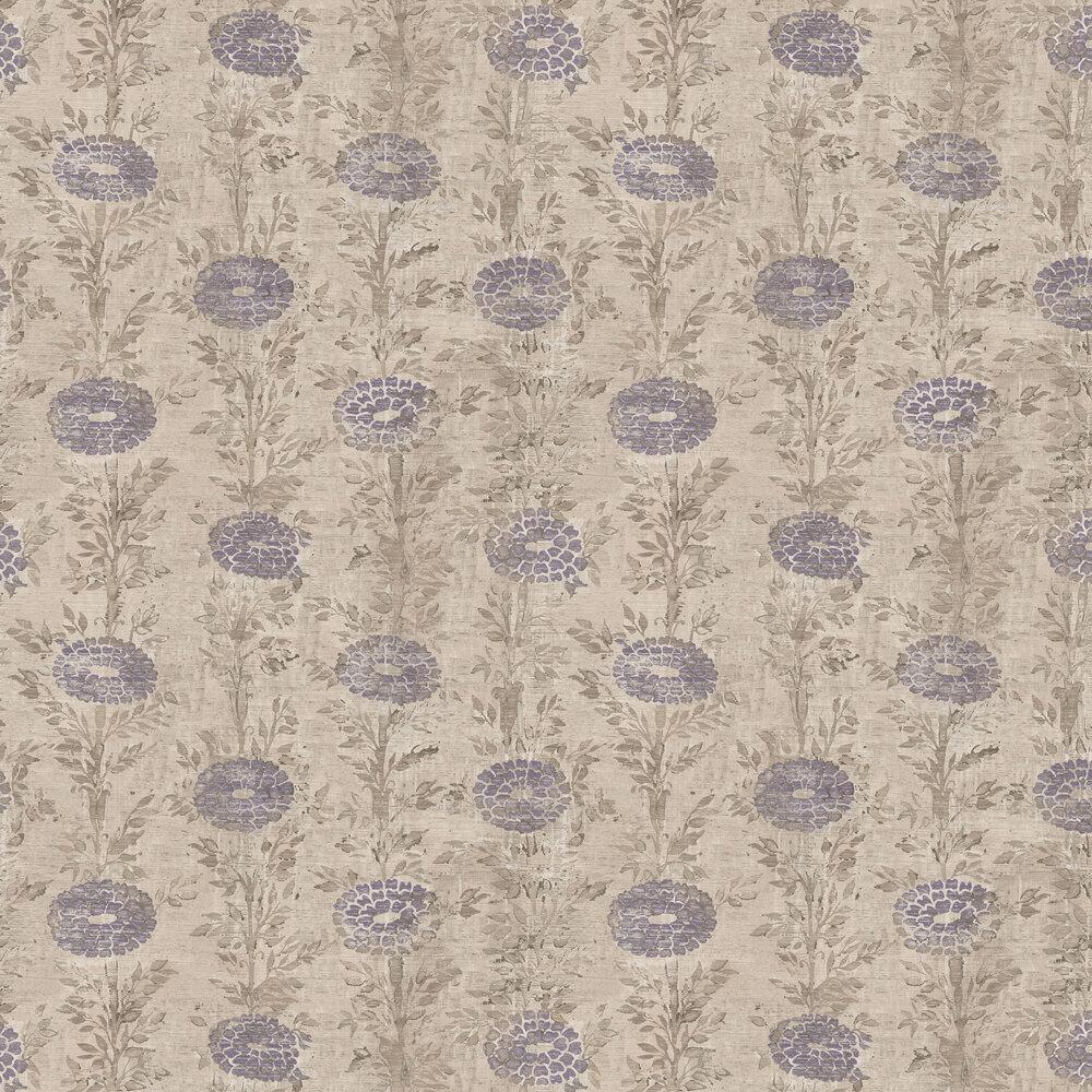 Kanzashi Wallpaper - Sand - by Coordonne