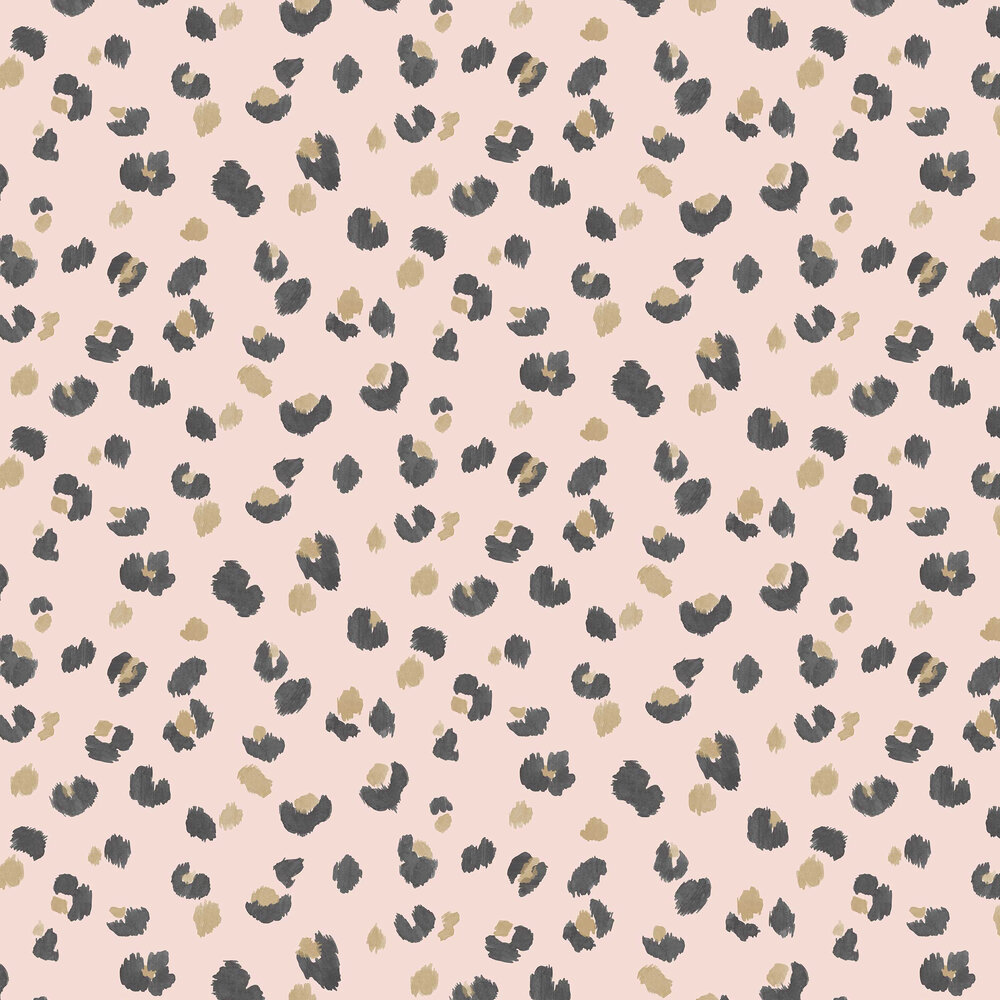Amur Wallpaper - Pink - by Albany