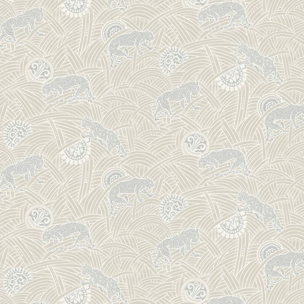 Toka Wallpaper - Sand - by Coordonne