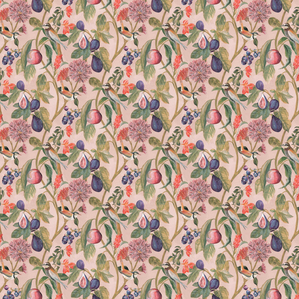 Albany Aruba Pink Wallpaper - Product code: 91083