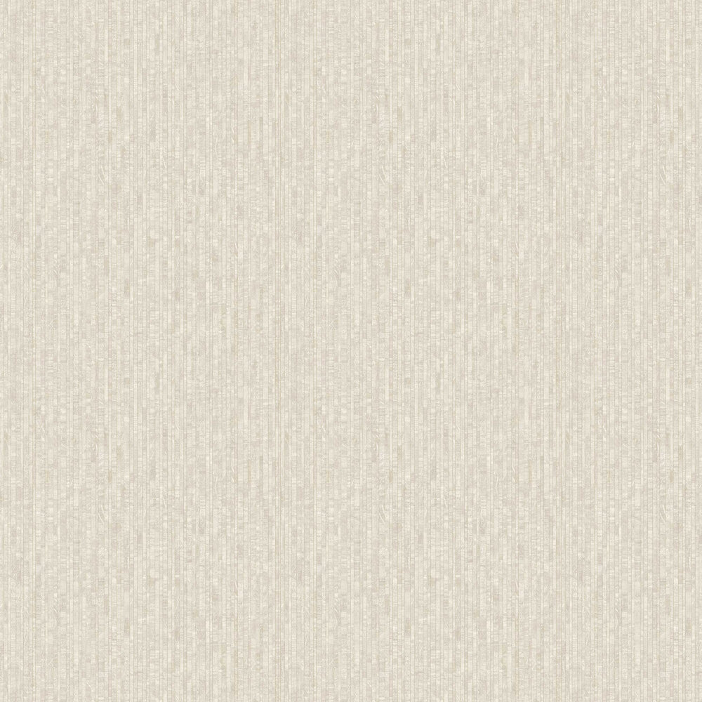 Roka Wallpaper - Cream - by Albany