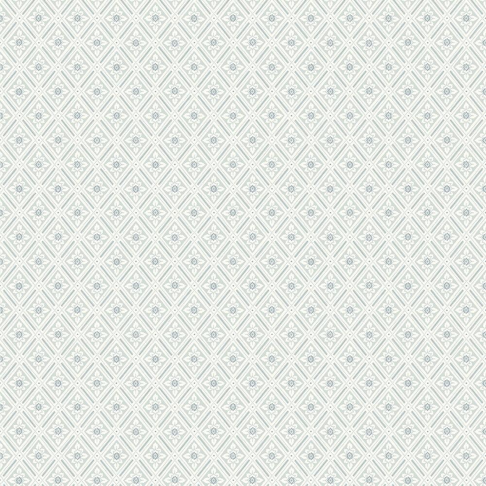 Ester Wallpaper - Grey - by Boråstapeter