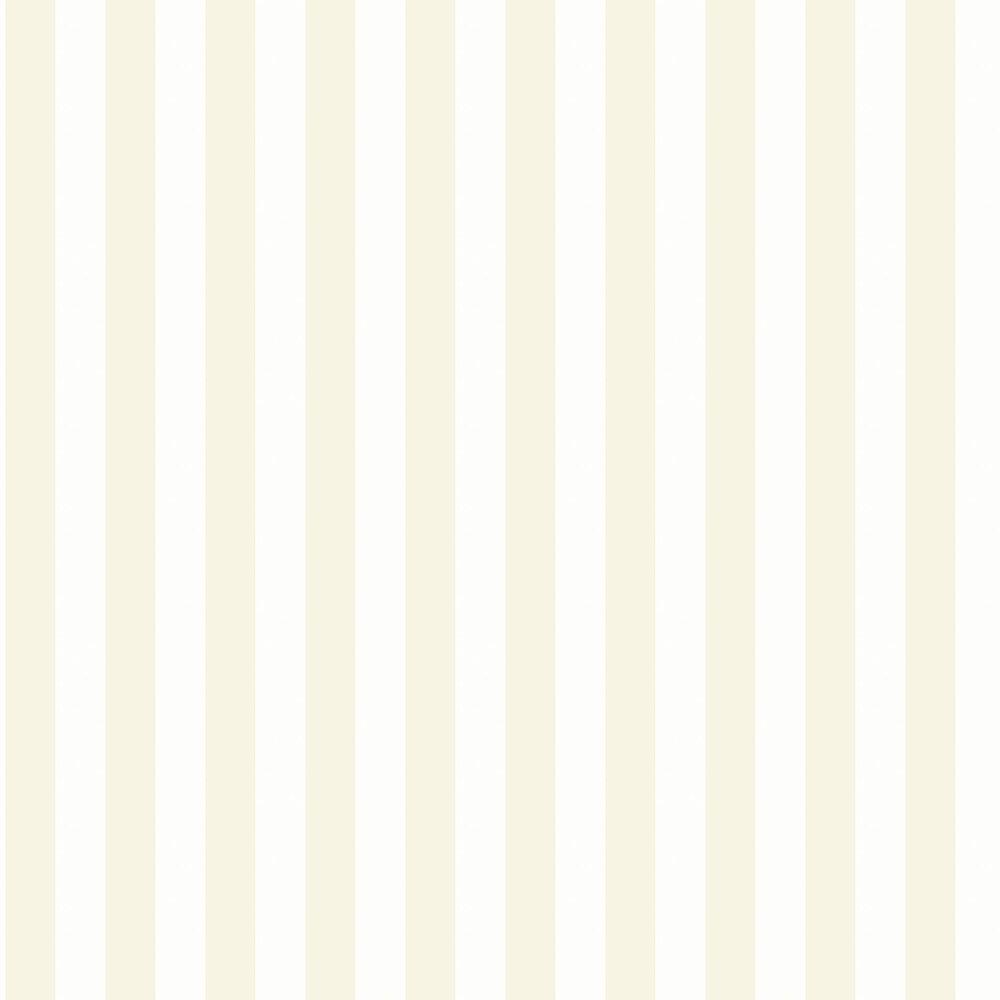 Falsterbo Stripe Wallpaper - Yellow - by Boråstapeter