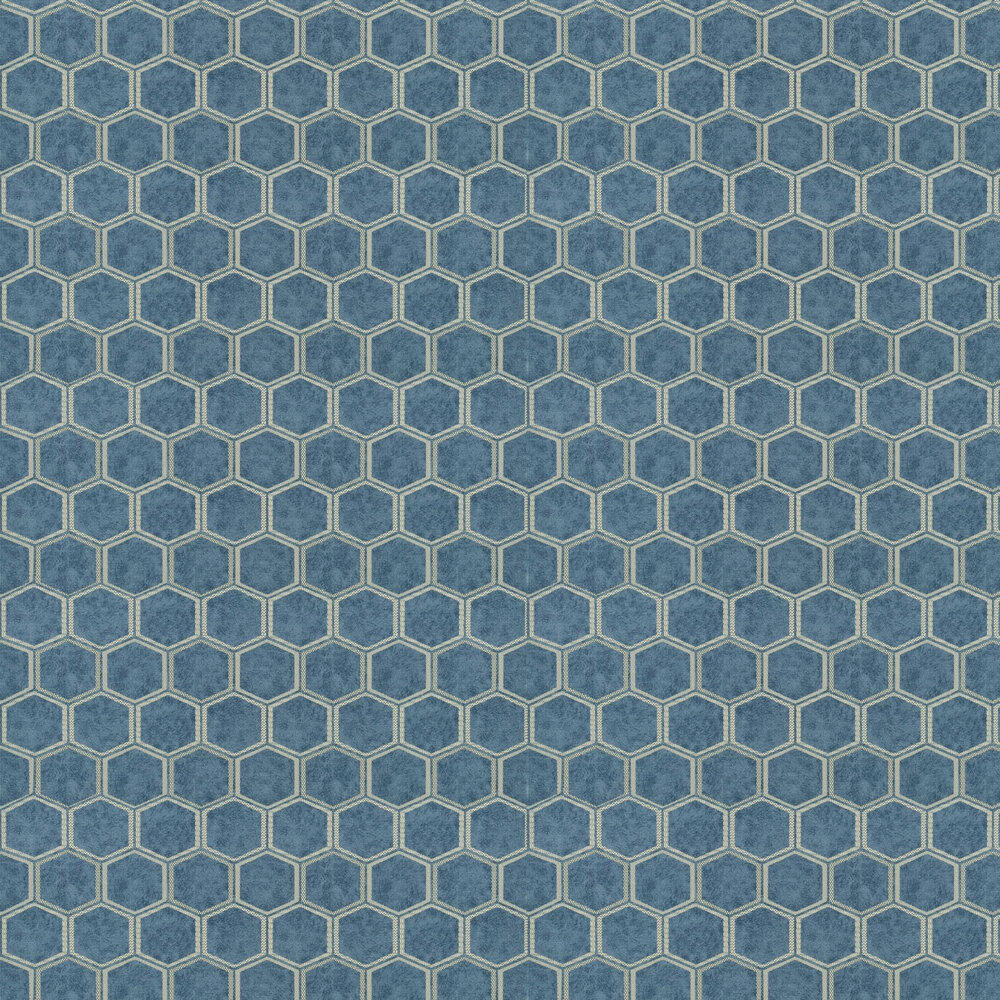 Manipur Wallpaper - Delft - by Designers Guild