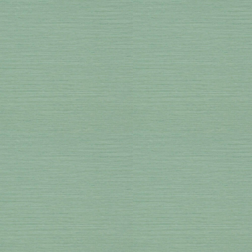 Brera Grasscloth Wallpaper - Antique Jade - by Designers Guild