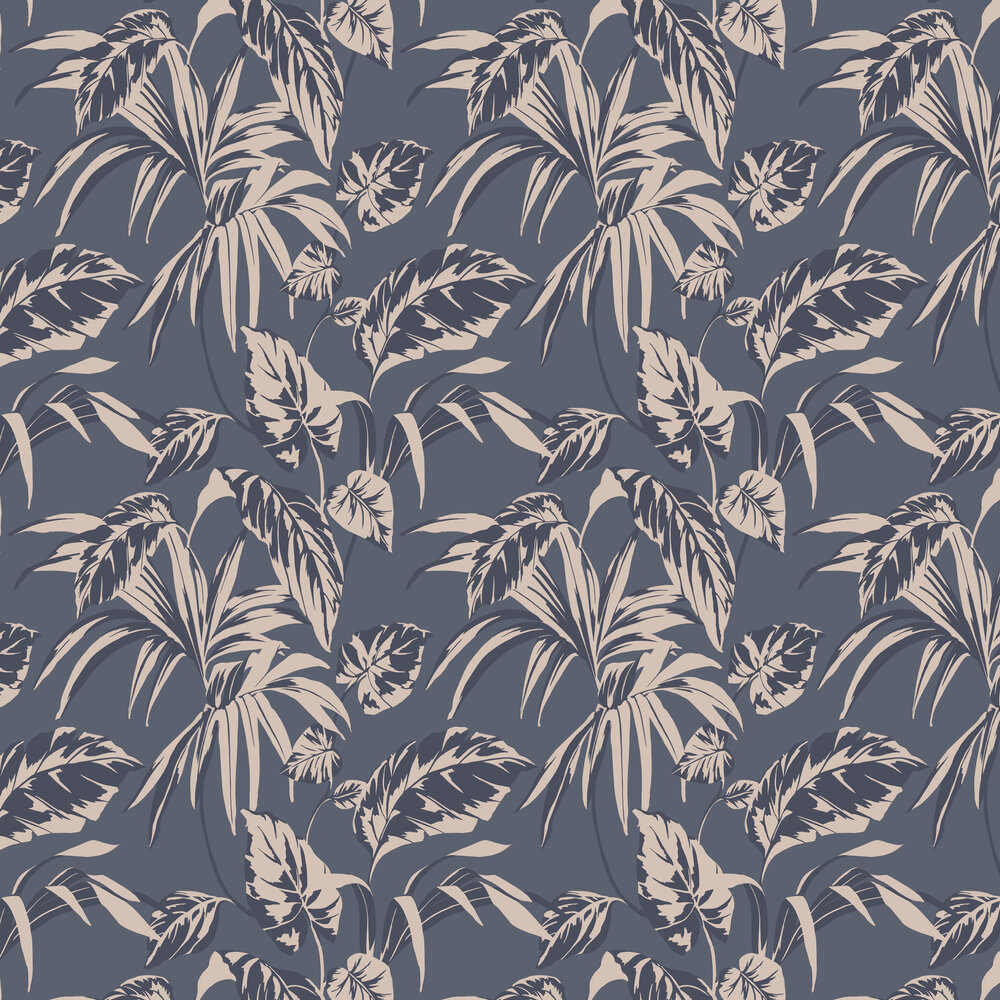 Graham & Brown Palma Soft Gold / Notte Wallpaper - Product code: 107609