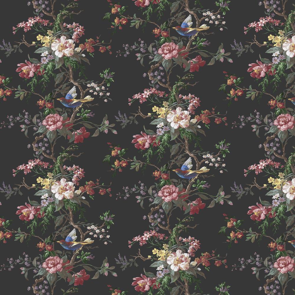 Graham & Brown Venetian Noir Wallpaper - Product code: 107876