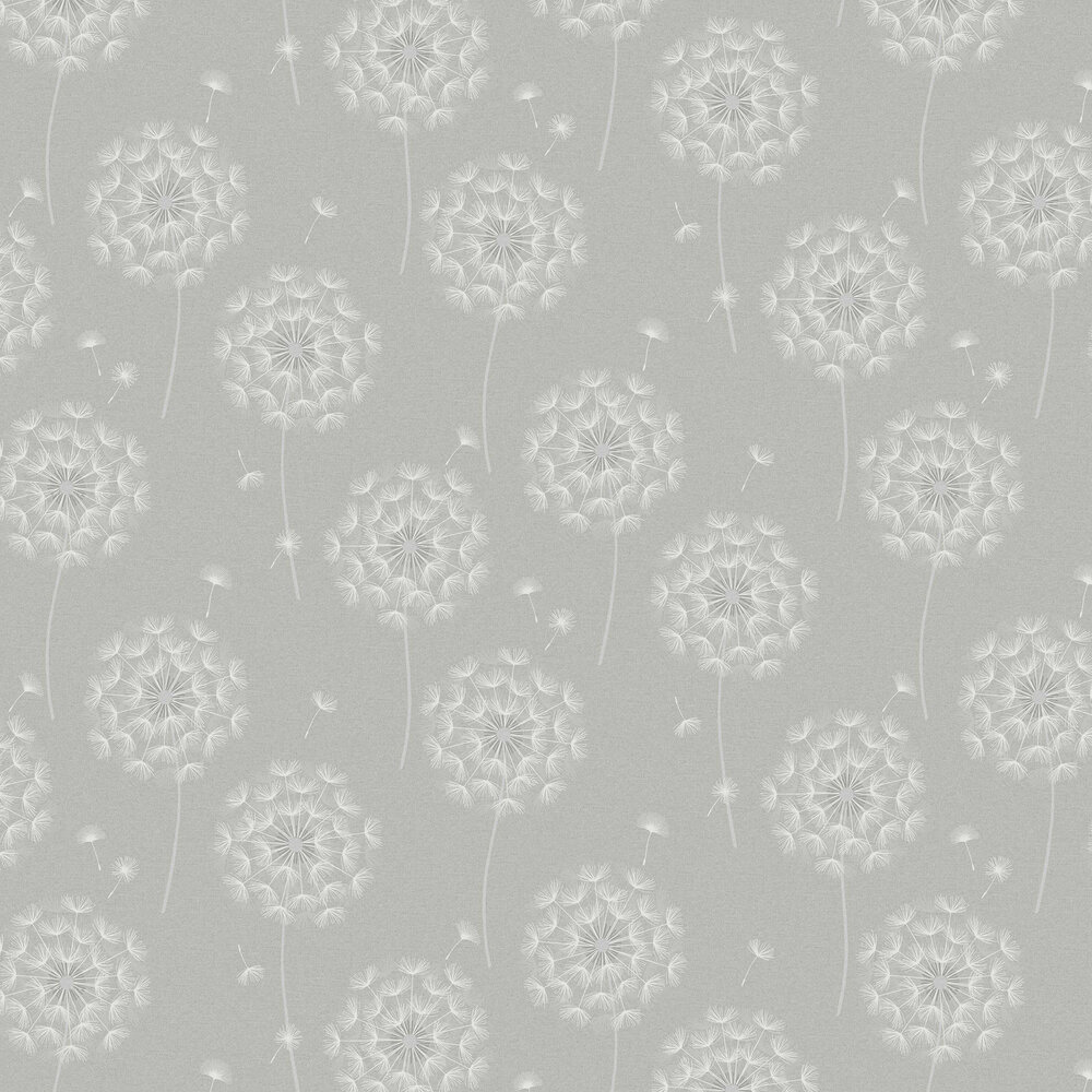 Allora Wallpaper - Grey - by Albany
