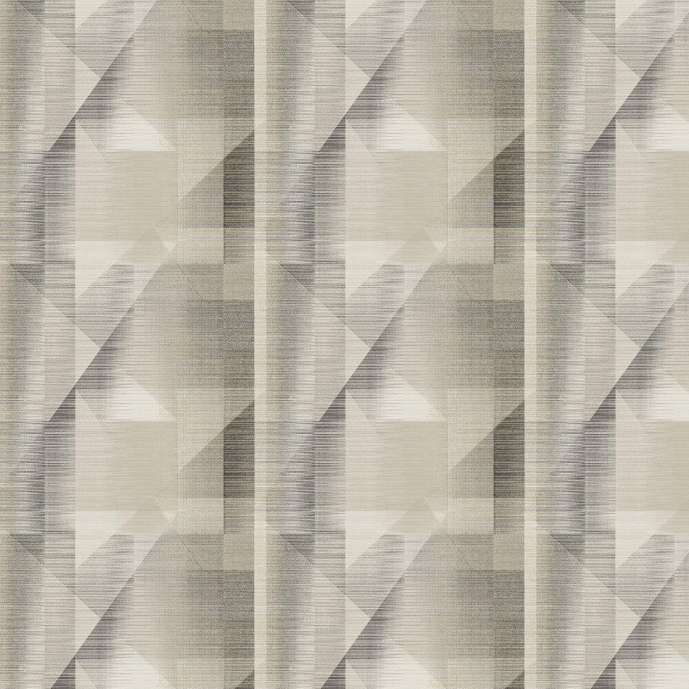 Butia Wallpaper - Black / White - by Elizabeth Ockford