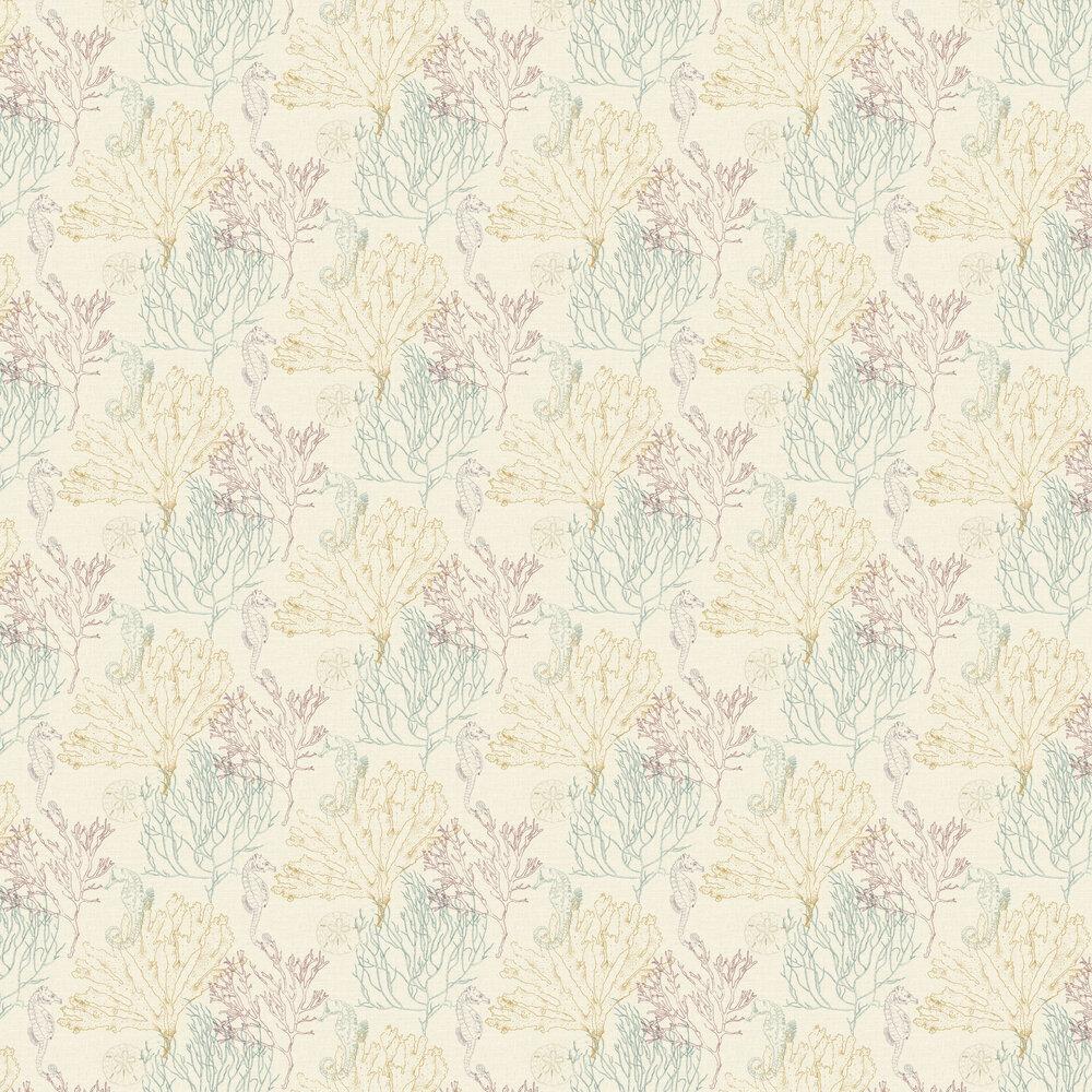 Monsterrat Wallpaper - Multi - by Elizabeth Ockford