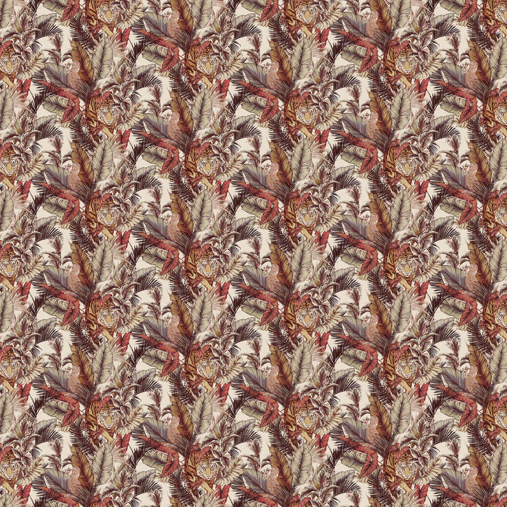 Prestigious Bengal Tiger Safari Wallpaper - Product code: 1816/667