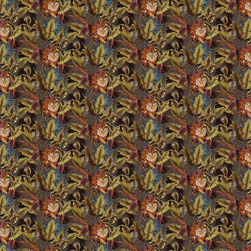 Prestigious Bengal Tiger Amazon Wallpaper - Product code: 1816/762