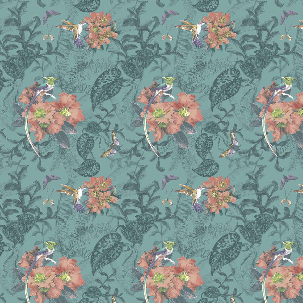 1838 Wallcoverings Hedgerow Mineral Wallpaper - Product code: 2008-144-02