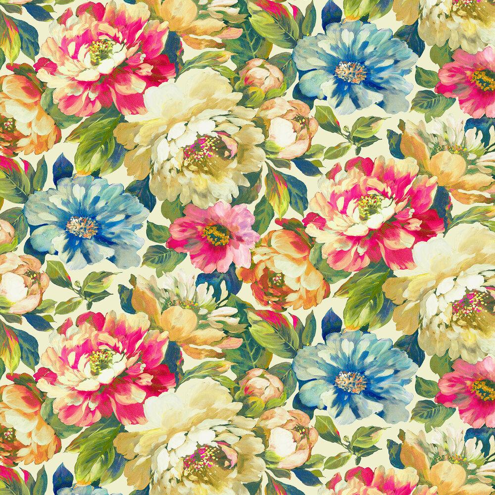 Secret Oasis Wallpaper - Jewel - by Prestigious