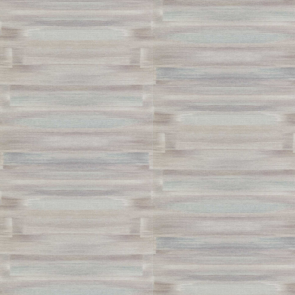 Refraction Wallpaper - Pebble / Shell  - by Anthology