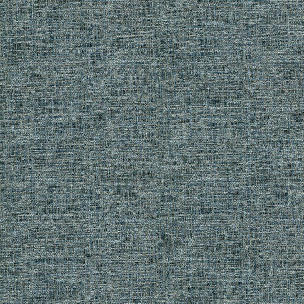 Seri Raphia Wallpaper - Sapphire - by Anthology