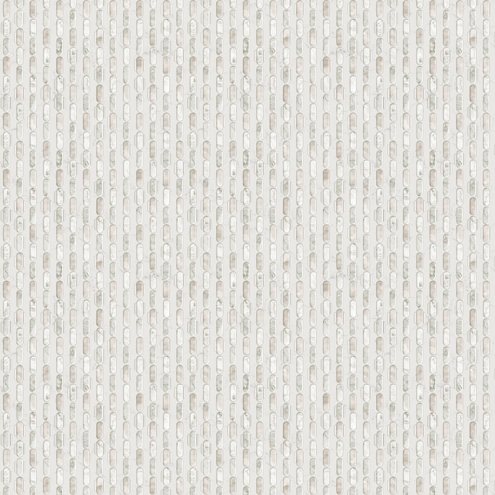 Capsule Wallpaper - Taupe - by Tres Tintas